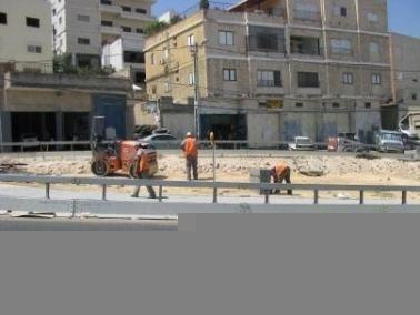 الناصرة: بدء العمل بدوّار الصفافرة
